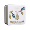 Orange & Clove Soap In A Tin
