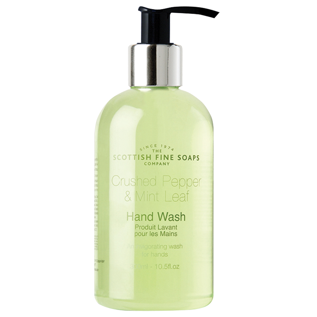 Crushed Pepper & Mint Leaf Hand Wash