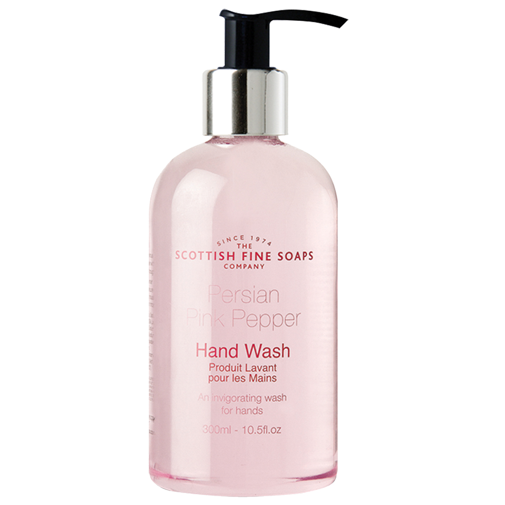 Persian Pink Pepper Hand Wash