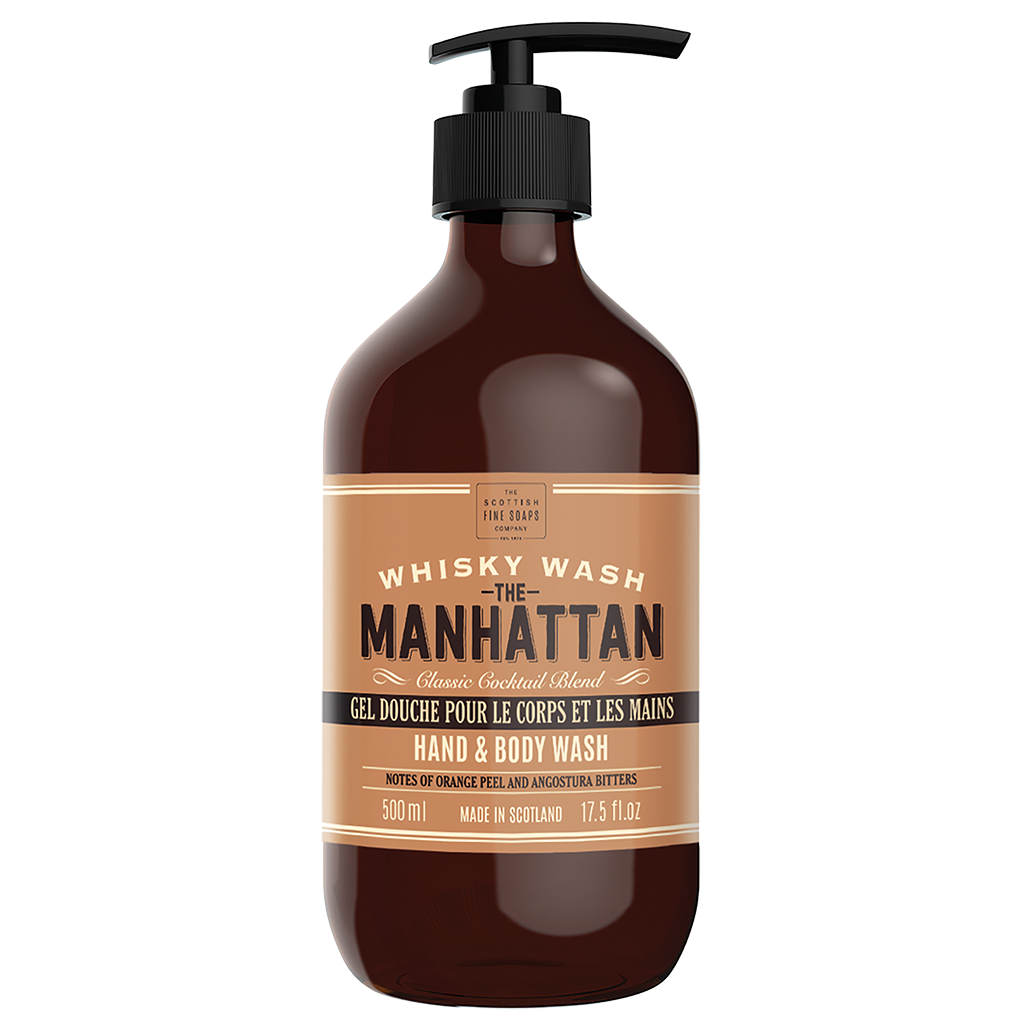 Manhattan Hand and Body Wash