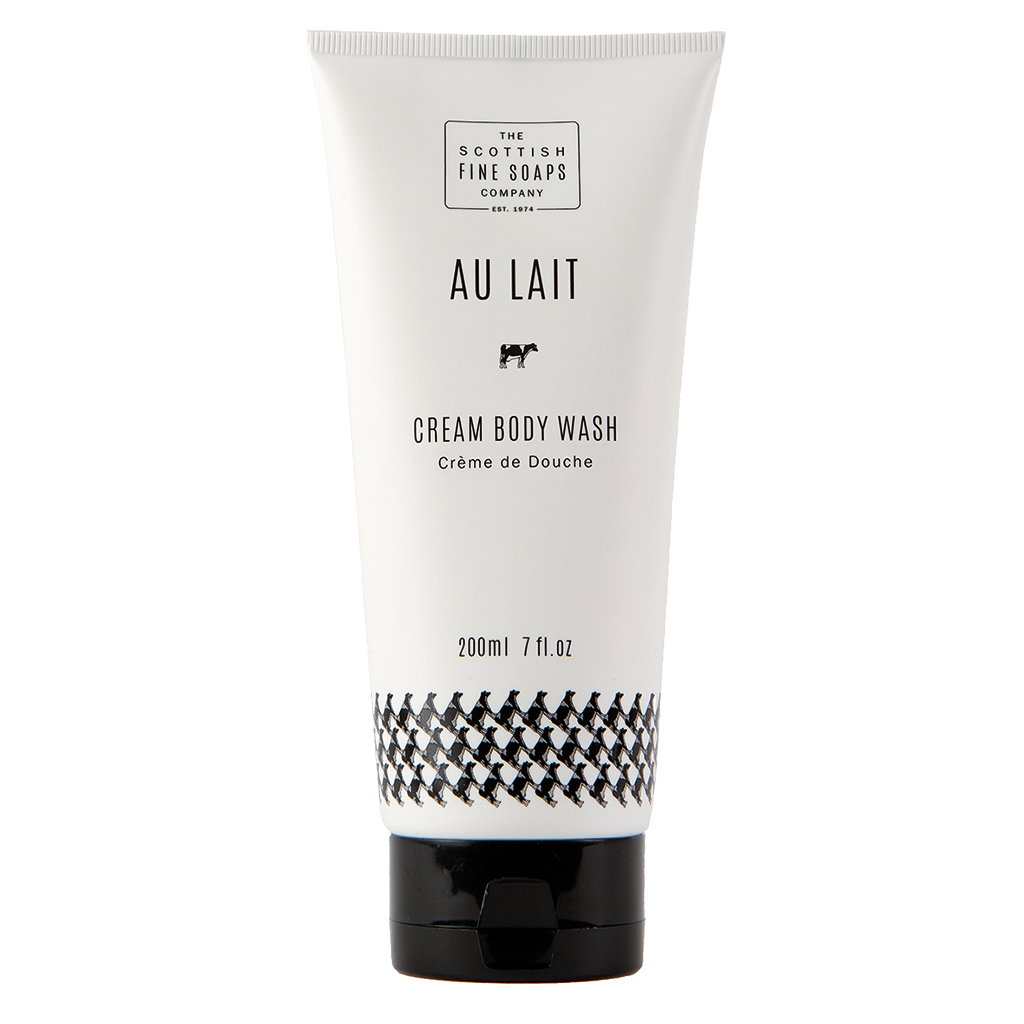 Au Lait Cream Body Wash