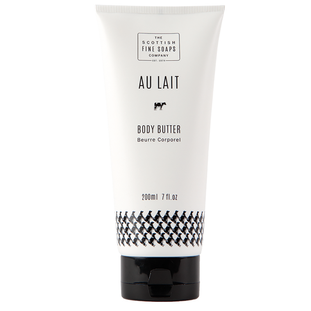 Au Lait Body Butter Tube