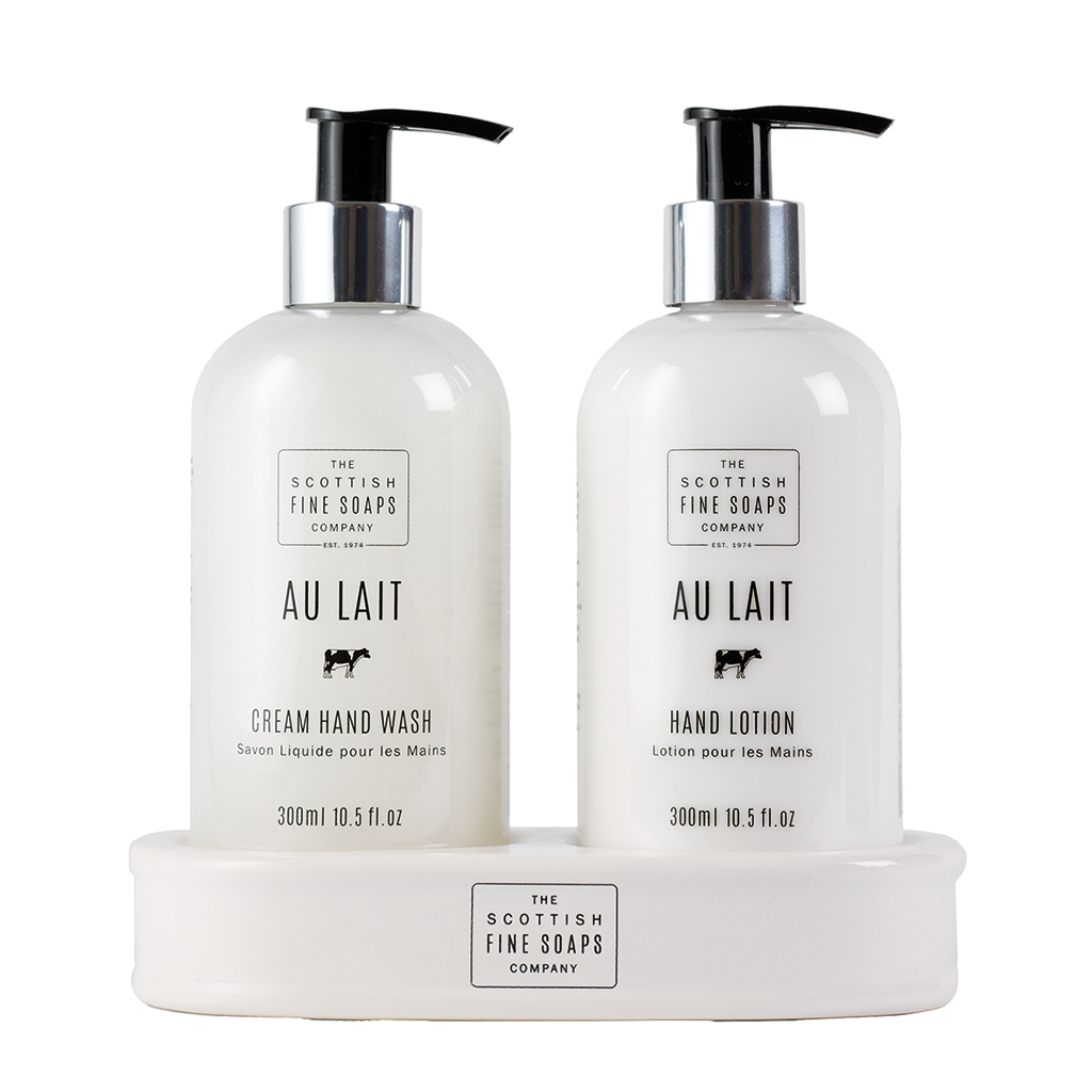 Au Lait Hand Care Set