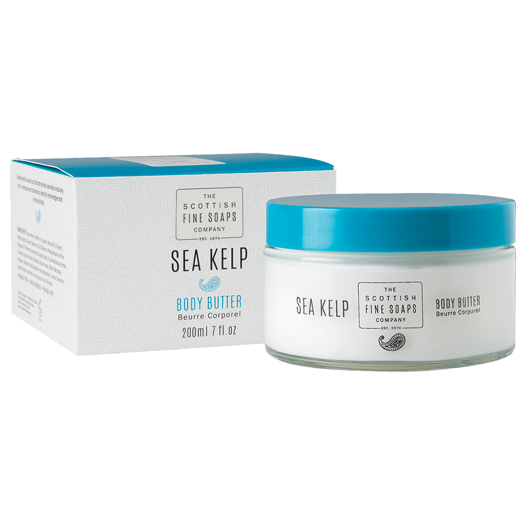 Sea Kelp Body Butter Jar