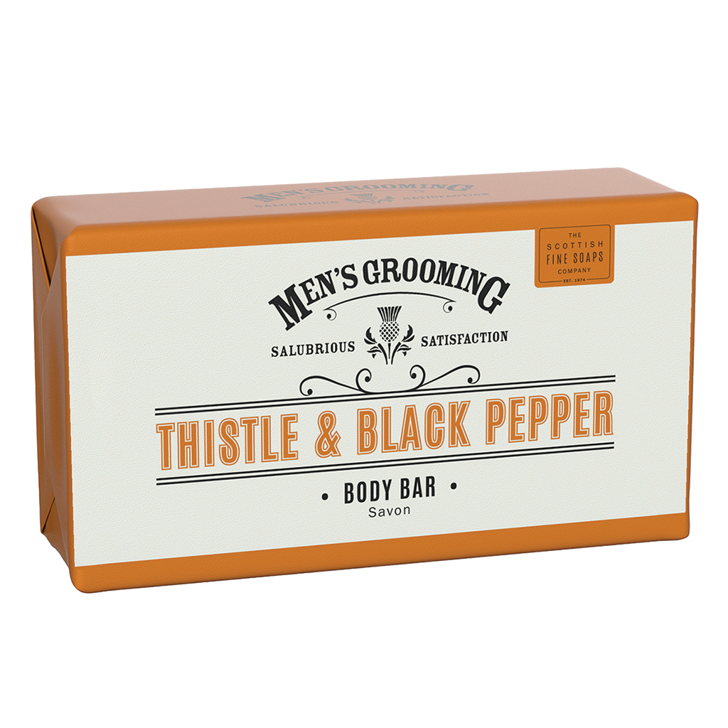 Mens Grooming - The Scottish Fine Soaps Company