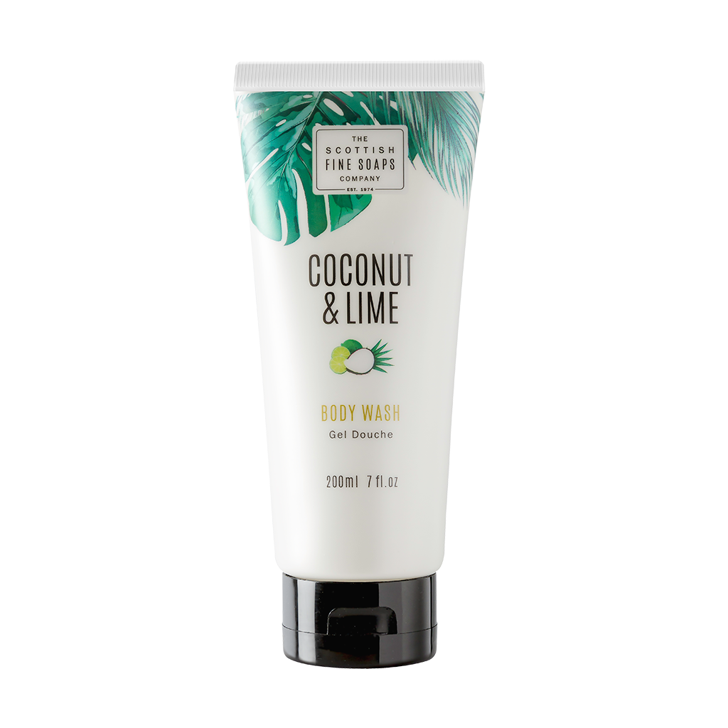 Coconut & Lime Body Wash