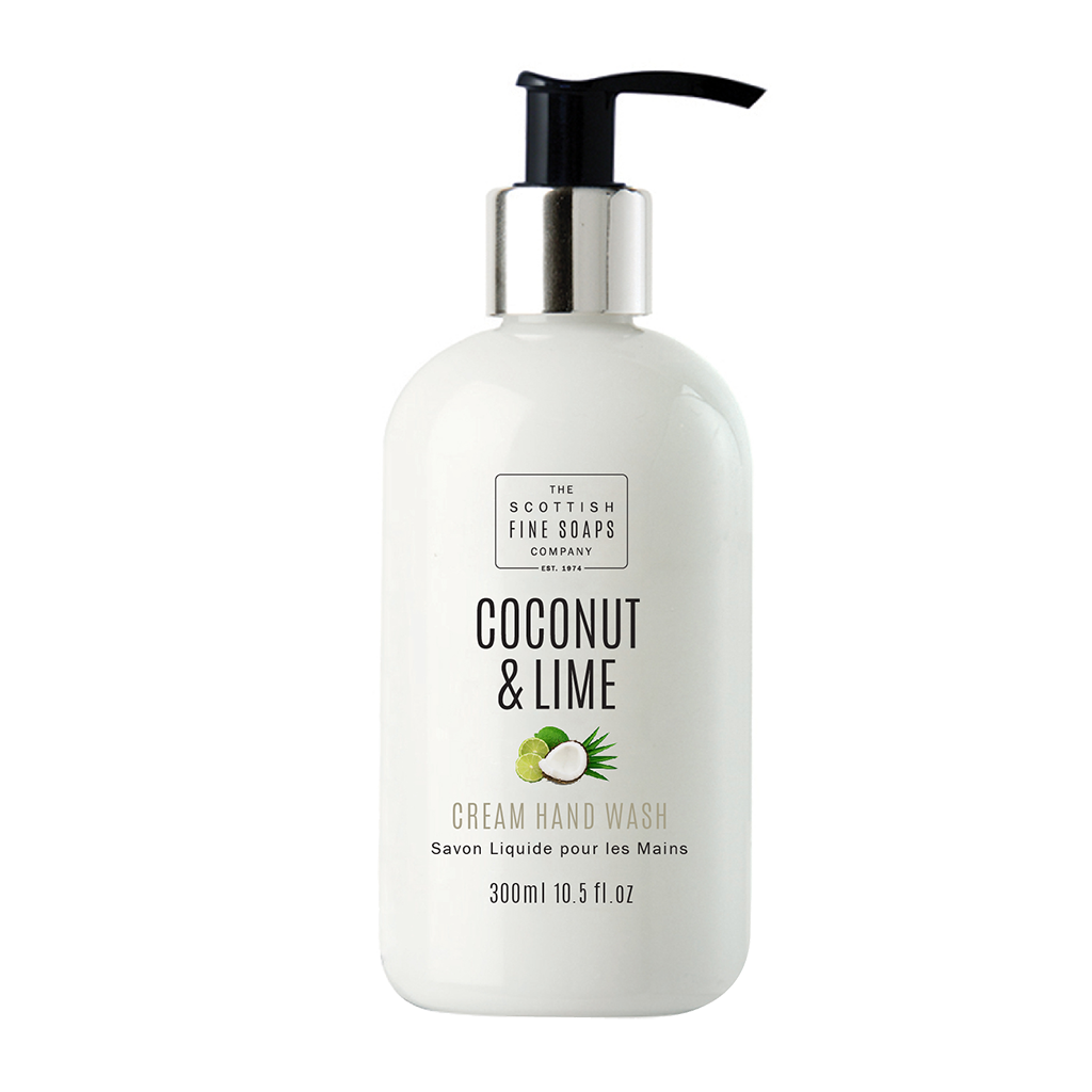 Coconut & Lime Hand Wash