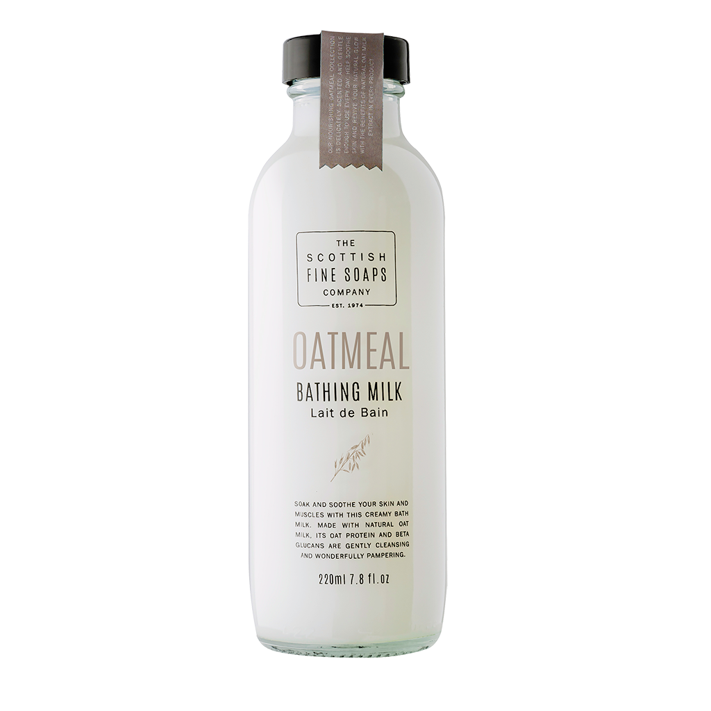 Oatmeal Bathing Milk