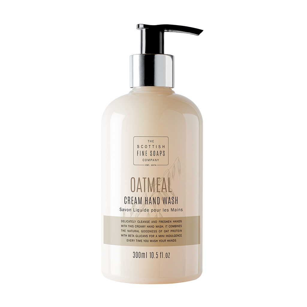 Oatmeal Cream Hand Wash