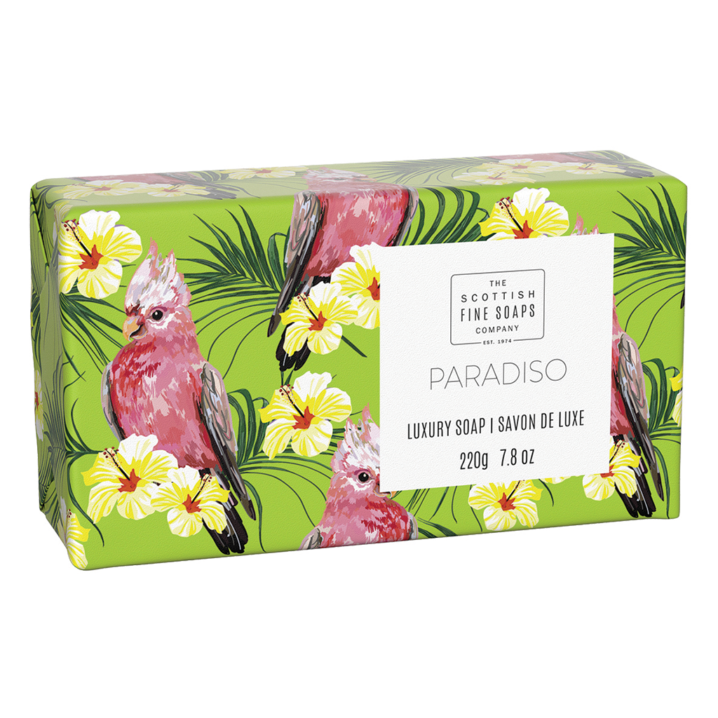 Paradiso Luxury Wrapped Soap