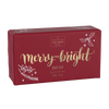 Merry & Bright Luxury Wrapped Soap