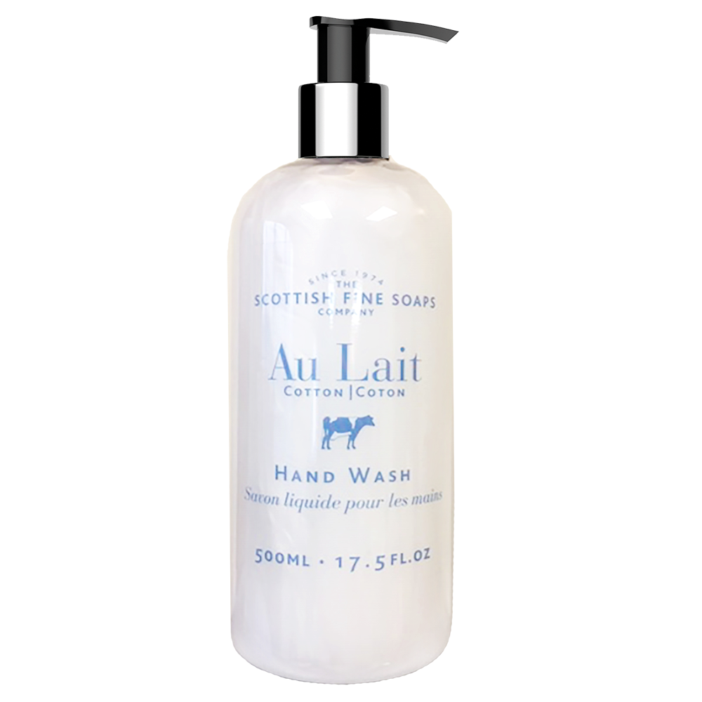 Au Lait Cotton Hand Wash