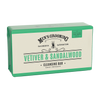 Vetiver & Sandalwood Cleansing Body Bar