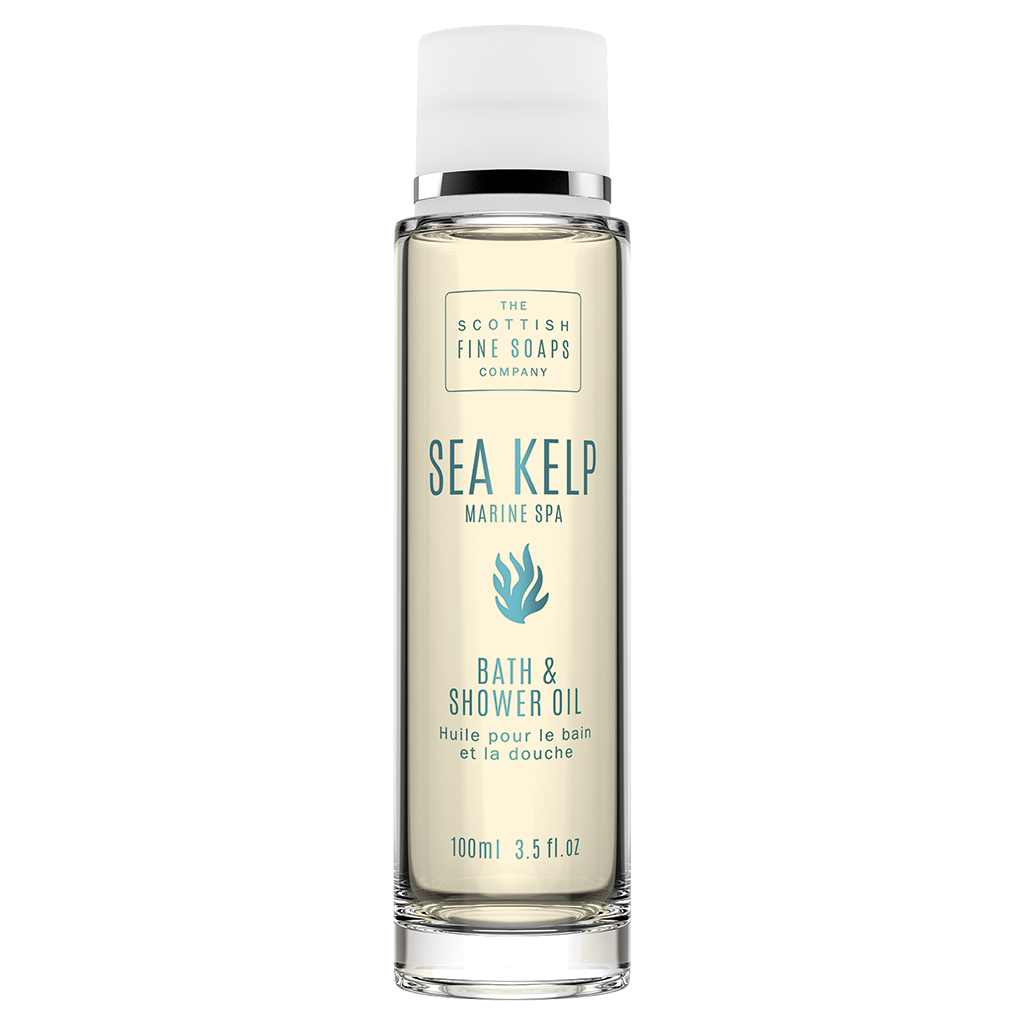 Sea Kelp - Marine Spa Bath & Shower Oil
