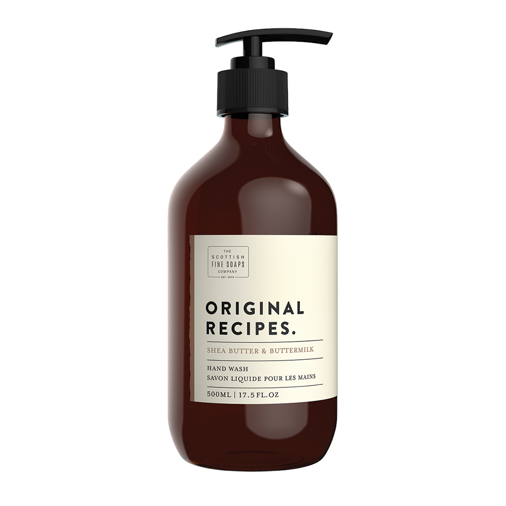 Shea & Buttermilk Hand Wash