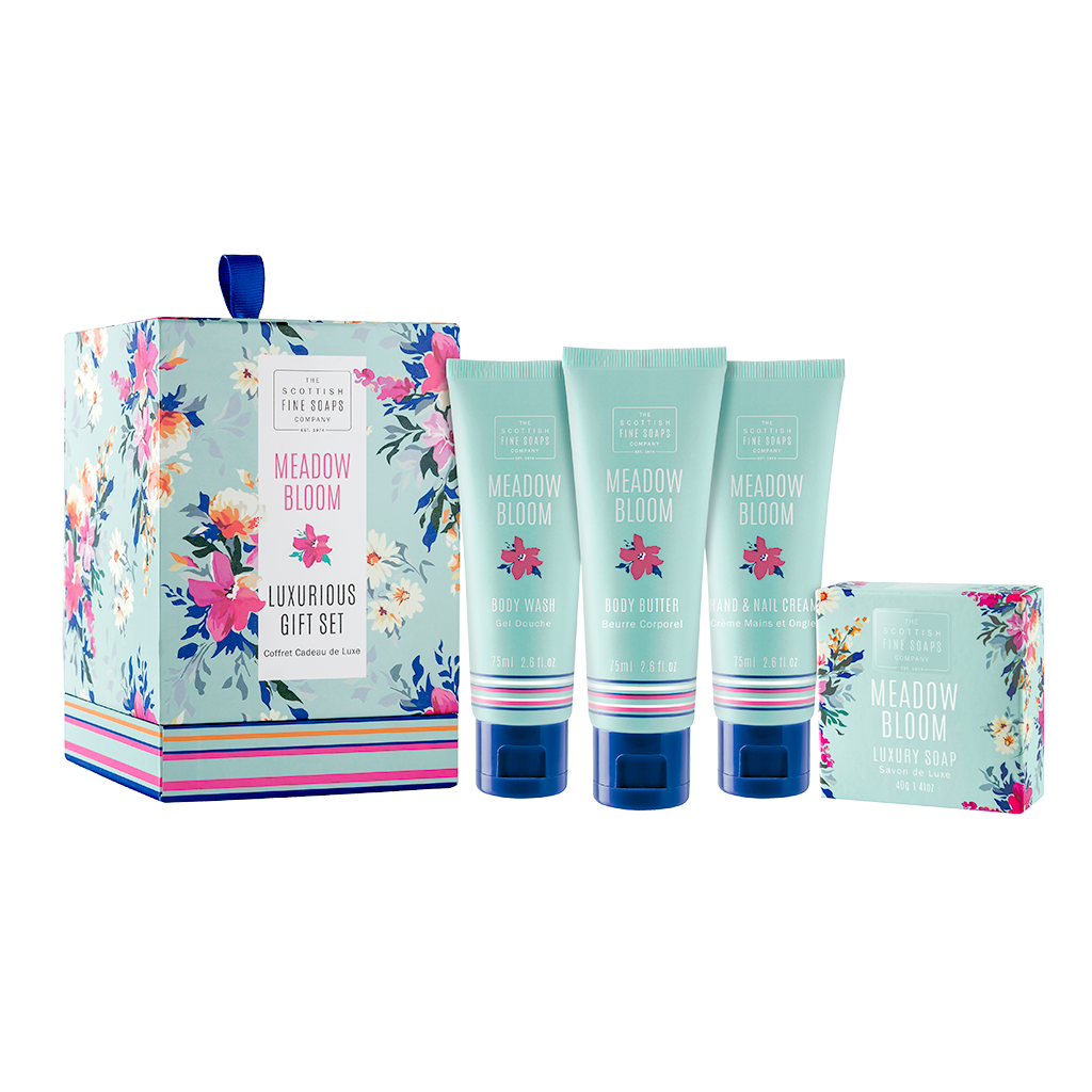 Meadow Bloom Luxurious Gift Set