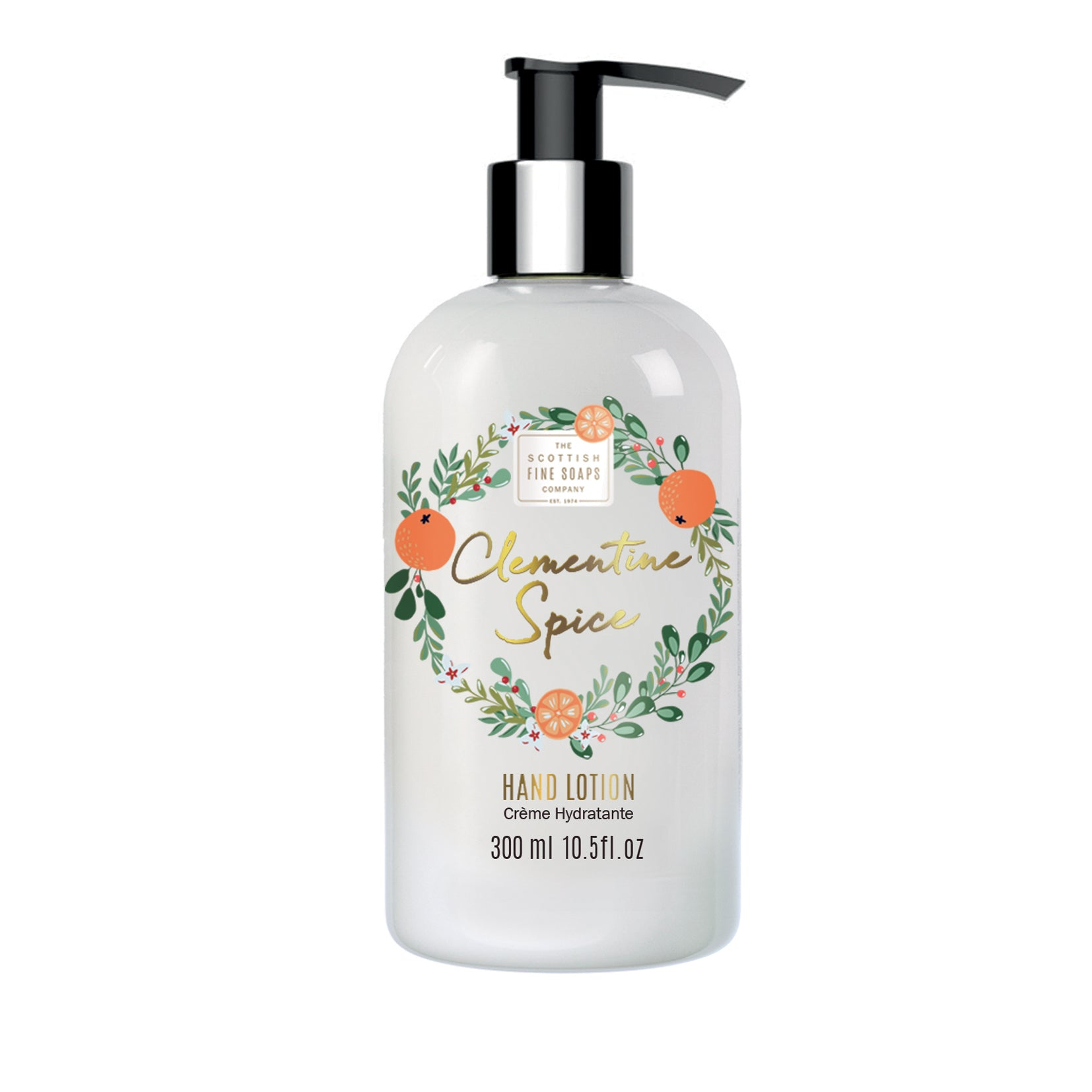 Clementine Spice Hand Lotion