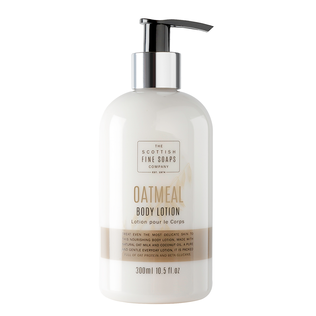 Oatmeal Body Lotion