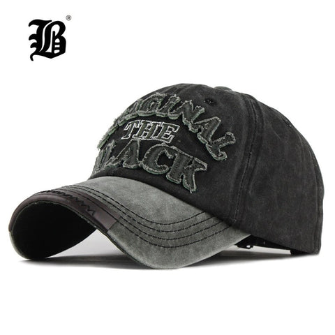 Retro Washed Baseball Cap