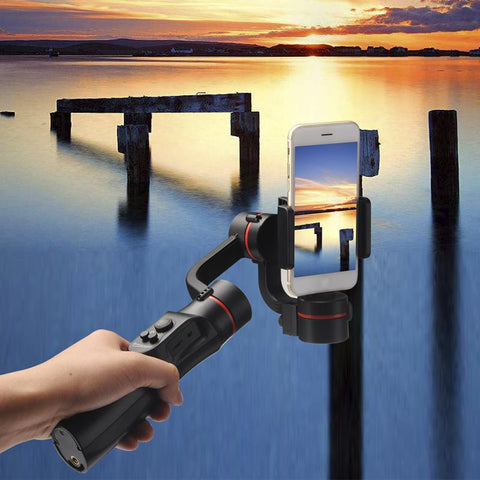 Smart Phone Handheld Stabilizer