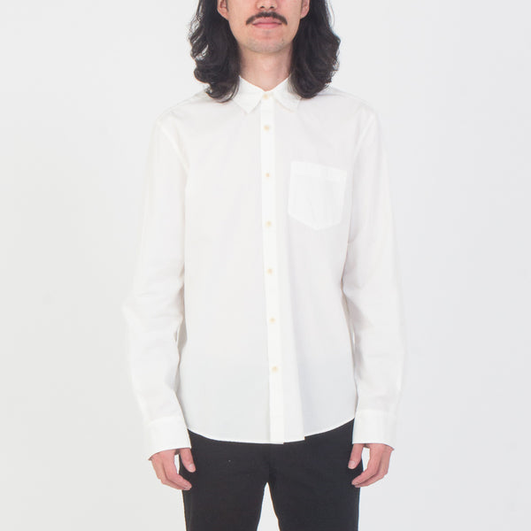 Gysin Shirt in Ecru