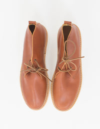 Ridgeflex Leather Boot in Cuoio