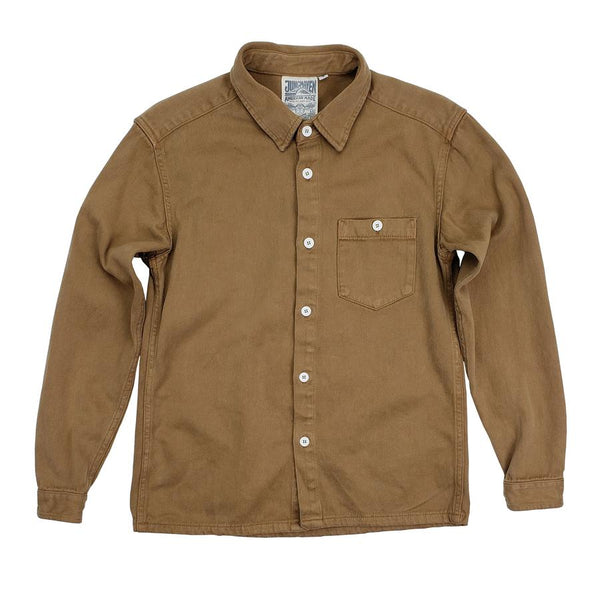 Topanga Shirt in Coyote