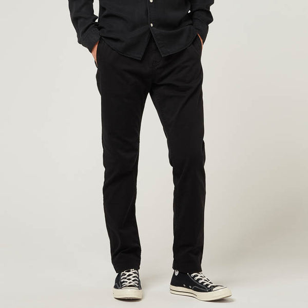 Strood Chino in Black
