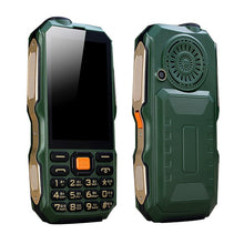 "Load image into Gallery viewer, DBEIF D2016 Rugged Outdoor Analog TV 3.5"" Handwriting Touch Screen Torch Power Bank Dual Sim Big Battery Mobile Telephone D2017"