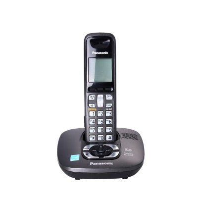 Digital Cordless Phone With Answer Machine Handfree Voice Mail Backlit LCD Fixed Wireless Telephone For Office Home Bussiness