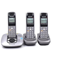 Load image into Gallery viewer, Digital Cordless Phone With Answer Machine Handfree Voice Mail Backlit LCD Fixed Wireless Telephone For Office Home Bussiness