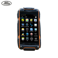 Load image into Gallery viewer, Guophone V8 Waterproof Phone 3G 512MB RAM 4GB ROM Smartphone Android 5MP GPS Dual Sim Phone Shockproof Telephone Cellphone