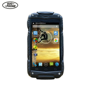 Guophone V8 Waterproof Phone 3G 512MB RAM 4GB ROM Smartphone Android 5MP GPS Dual Sim Phone Shockproof Telephone Cellphone