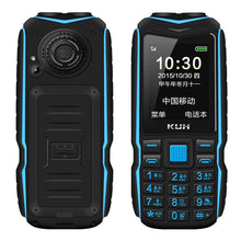 Load image into Gallery viewer, KUH Dual Flashlight FM 15800mAh Long Standby Power Bank Rugged Outdoor  Telephone Shockproof Dual SIM Big Voice Cellphone P035