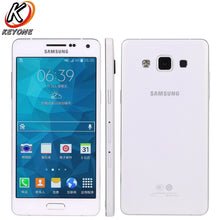 Load image into Gallery viewer, Original Samsung Galaxy A5 A5000 Mobile phone 5MP 13.0MP Double Camera 5.0 Inch 2GB RAM 16GB ROM Quad Core Dual SIM telephone