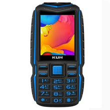 Load image into Gallery viewer, T3 Dual Flashlight FM Long Standby celular Power Bank Rugged Outdoor Telephone Shockproof Dual SIM Big Voice Cell phone