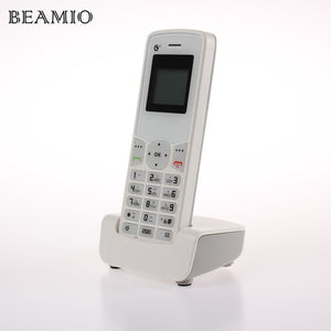 TD-SCDMA GSM 900/1800MHZ Cordless Phone Landline Telephone With SIM Call ID Fixed Wireless Telephone For Home Office