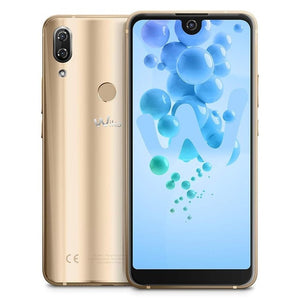 "Wiko View 2 Pro 6.0"" 19:9 Telephone Mobile Android 8.0 4GB+64GB 16.0MP Cell Phones Snapdragon 450 Octa Core Smartphone Celular"