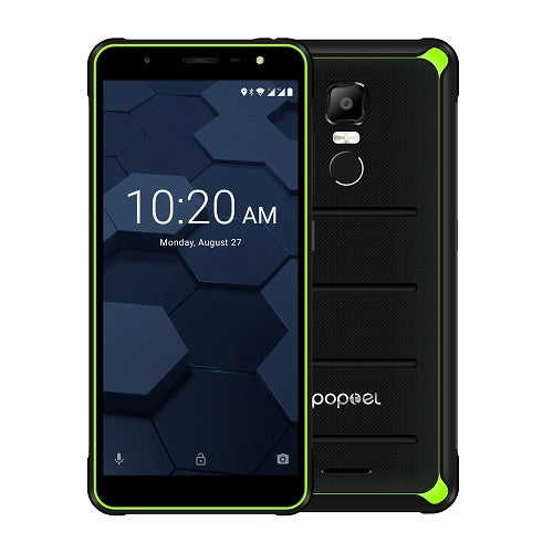 POPTEL P10 4GB 64GB IP68 Waterproof Mobile Phone 5.5