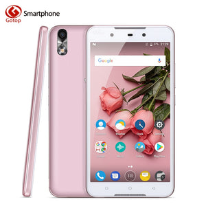 Wiko ROBBY 2 5.5 inch Mobile Phone 2GB RAM 16GB ROM Cell Phone 2800mAH 8.0MP Camera Quad Core 1.1 GHz NFC OTG 4G LTE Smartphone