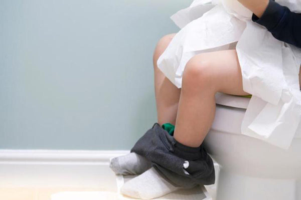 MAKE POTTY TRAINING EASIER