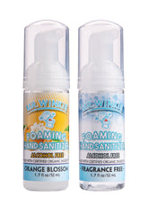 2-Pack Organic Foaming Hand Sanitizers