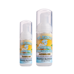 Organic Foaming Hand Sanitizer