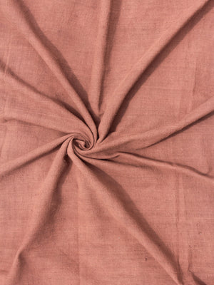 Natural dyed khadi