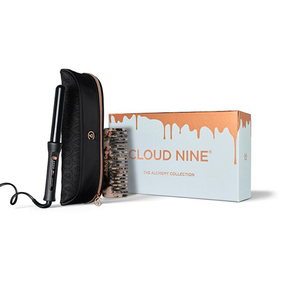 Curling Wand Cloud Nine Alchemy Collection