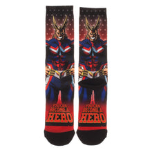 My Hero Academia Sublimated Crew Socks !