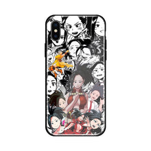 Momo Yaoyorozu Creati Tempered Glass iPhone Case !