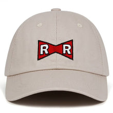 Red Ribbon Dad Hat !