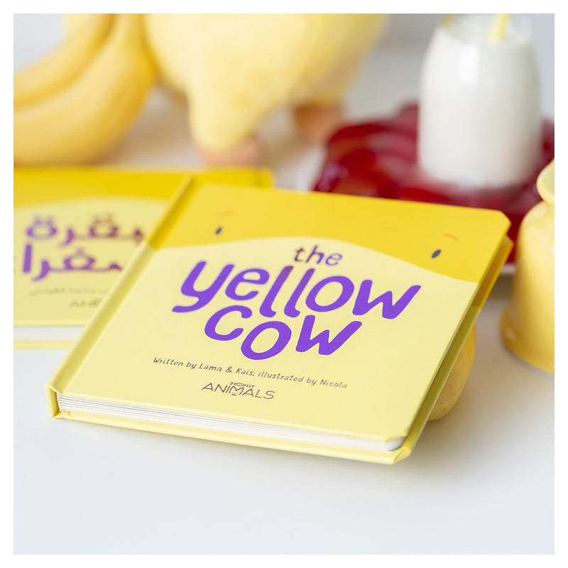 The Yellow Cow Full Set - Save 17.5%