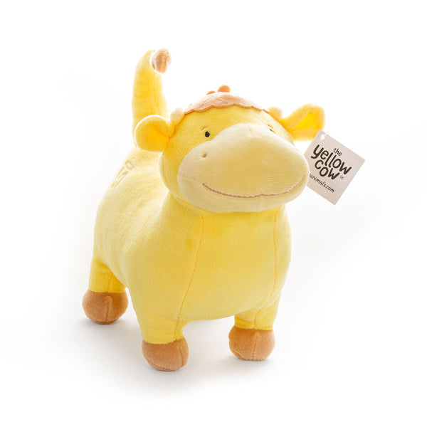 The Yellow Cow Plush
